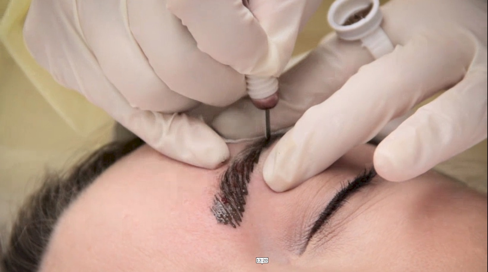 Training course Microblading